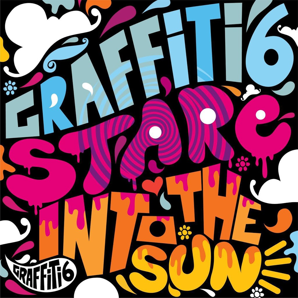 Hot video alert graffiti6 stare into the sun