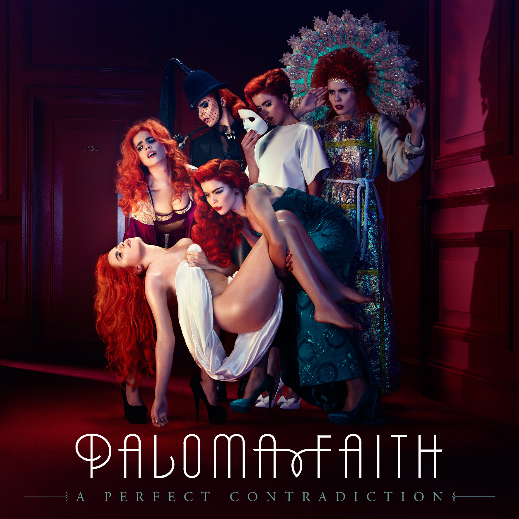 Enter To Win A Perfect Contradiction From Paloma Faith
