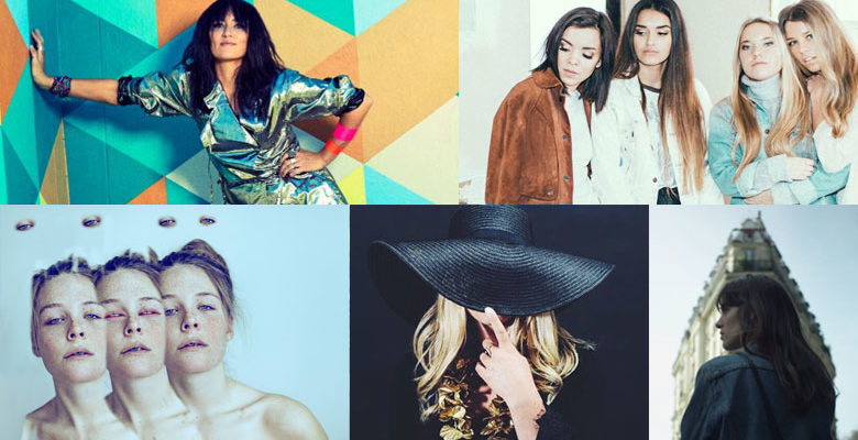 In my 4th and final 'Brilliant Pop Bits' post, get familiar with new songs from KT Tunstall, Charlotte Cardin, Rozes and more!